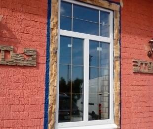Пластиковые окна в частном доме. Брест. №9-2