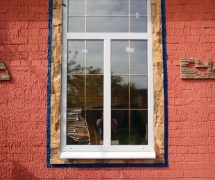 Пластиковые окна в частном доме. Брест. №9