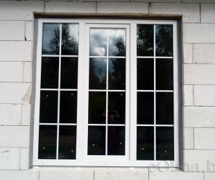 Пластиковые окна в доме. Брест. №10