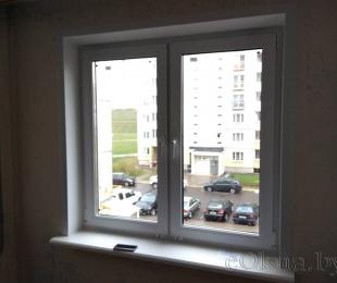 Пластиковые окна в квартире. Брест. №15